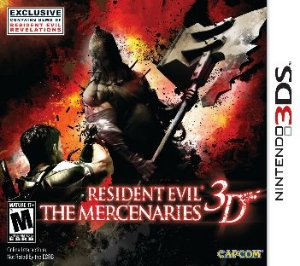 Resident Evil: The Mercenaries 3D - 3DS