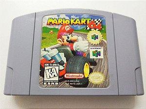 Mario Kart 64 - N64 (usado)