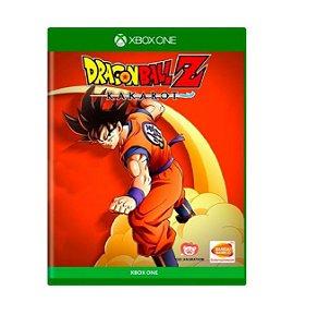 Dragon Ball Z: Kakarot - Xbox One (usado)