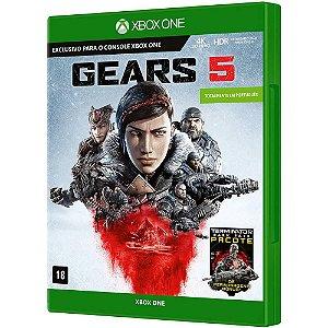 Gears 5 - Xbox One (usado)