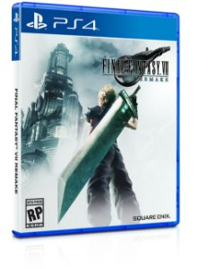 Final Fantasy VII: Remake - PS4 (usado)