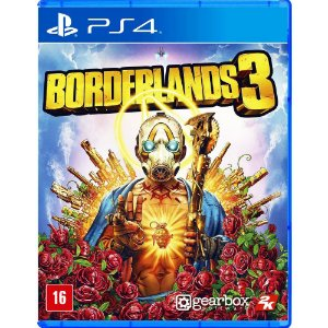 Borderlands 3 - PS4 (usado)