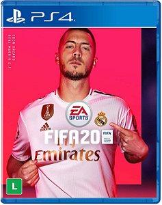 Fifa 20 - PS4 (usado)