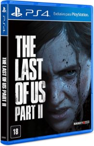 The Last of US: Part 2 - PS4 (usado)