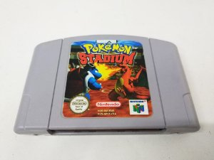 Pokemon Stadium - N64 Relabel (usado)
