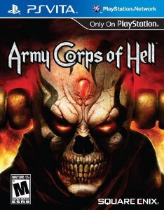 Army Corps of Hell - PS Vita