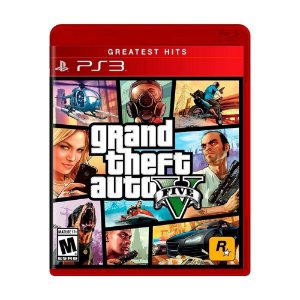 GTA V Greatest Hits - PS3 (usado)