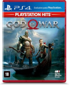 God of War Playstation Hits - PS4 (usado)