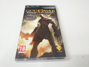 God of War: Ghost of Sparta - PSP (usado)