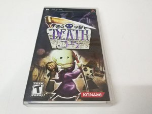 Death JR. - PSP (usado)