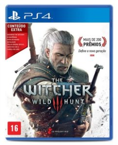PS4 The Witcher III - Wild Hunt