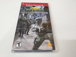 Socom: Tactical Strike Greatest Hits - PSP (usado)