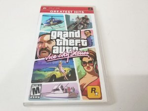 GTA: Vice City Stories Greatest Hits - PSP (usado)