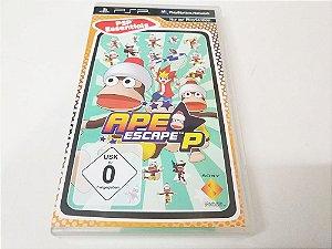 Ape Scape P: Essentials - PSP (usado)