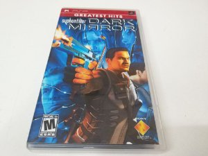 Syphon Filter: Dark Mirror Greatest Hits - PSP (usado)
