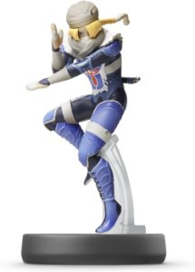 Sheik Amiibo: Super Smash Bros - Switch/WiiU