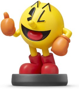 Pac-Man Amiibo: Super Smash Bros - Switch/WiiU
