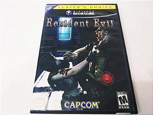 Resident Evil Players Choice - Gamecube (usado)