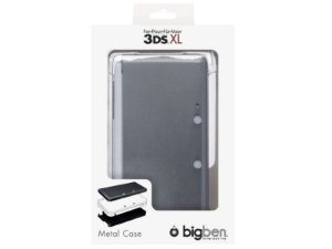 Metal Case 3DS XL Big Ben Cinza
