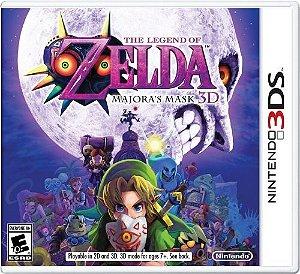 3DS The Legend of Zelda - Majora´s Mask 3D