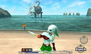 THE LEGEND OF ZELDA - MAJORA´S MASK 3D (3DS)