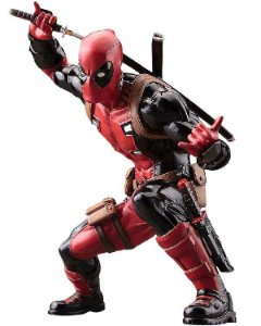 Deadpool Marvel Now ArtFX+ - Kotobukiya