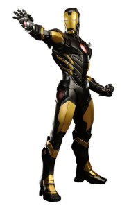 Iron Man Black: Marvel Now ArtFX - Kotobukiya