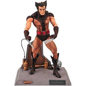 Wolverine Unmasked - Marvel Select