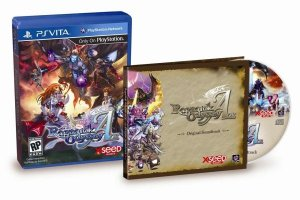 Ragnarok Odyssey Ace - Launch Edition
