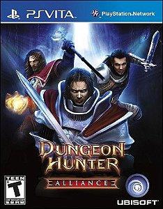 PSV Dungeon Hunter - Alliance