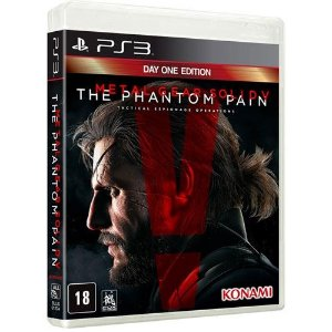 PS3 Metal Gear Solid V - The Phantom Pain