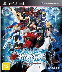 PS3 Blazblue - Calamity Trigger