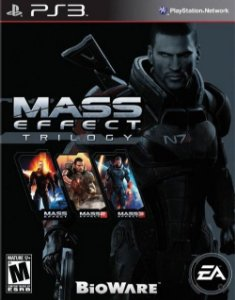 PS3 Mass Effect Trilogy