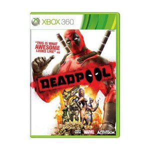 Deadpool - Xbox 360 (usado)