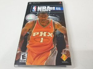 NBA 08 - PSP (usado)