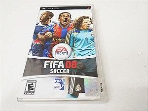 Fifa 08 - PSP (usado)