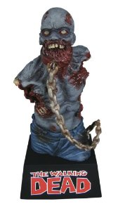 Cofre Busto Zombie Pet 2 The Walking Dead - Diamond Toys