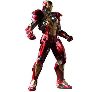 Iron-Man 3 Mark XVII Heartbreaker MMS212 1/6 - Hot Toys