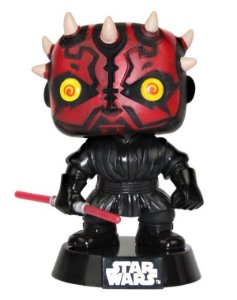 Darth Maul Star Wars Bobble-Head - Funko