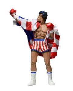 Rocky Classic Video Game - Neca
