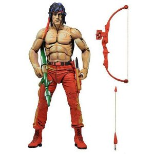 Rambo II Classic Video Game - Neca