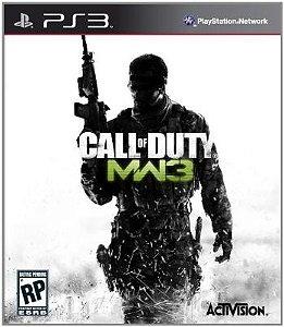 PS3 Call of Duty - Modern Warfare 3