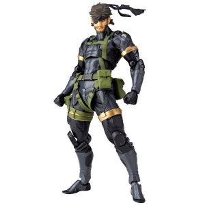 Snake Metal Gear Solid Peace Walker - Revoltech