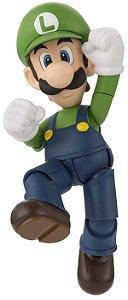 Luigi: Super Mario Bros - S.H.Figuarts Bandai