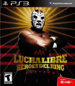 Lucha Libre: Heroes Del Ring - PS3