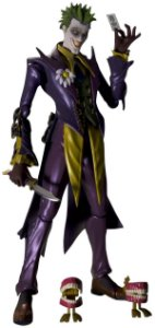 Joker: Injustive - S.H.Figuarts Bandai