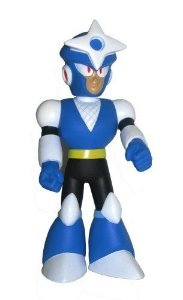 Shadowman Retro-Roto Megaman - Jazwares