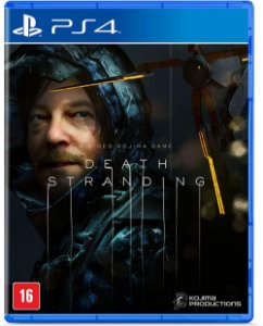 Death Stranding - PS4 (usado)