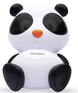 Caixa de Som Portátil Panda 606530 Maxprint