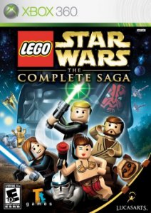 X360 Lego Star Wars - The Complete Saga